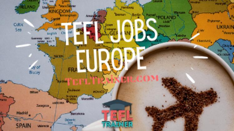 TEFL jobs Europe