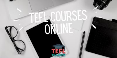 TEFL Courses Online - TEFL Trainer