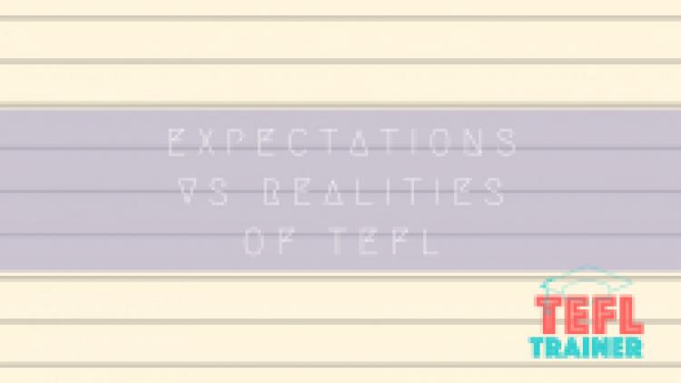 The realities of TEFL