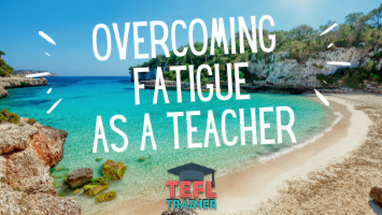How can you overcome fatigue in order to keep performing in the classroom?