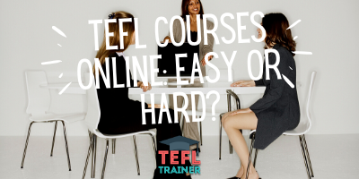 TEFL courses Online - TEFL Trainer-2
