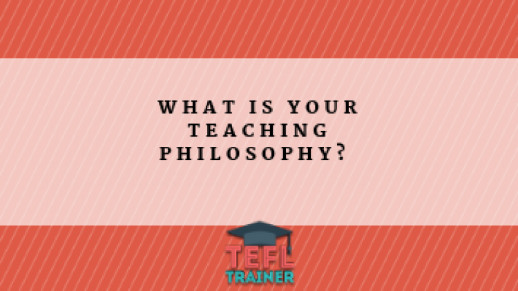 What is your teaching philosophy? Define your personal teaching philosophy and how it has evolved through gaining more teaching experience.