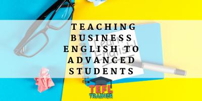 Communication skills when teaching business English to advanced students TEFL Trainer Blog