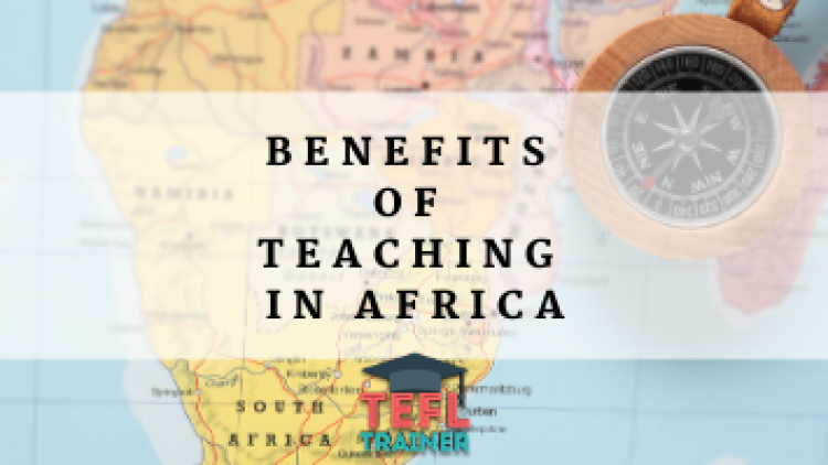 Benefits of Teaching in Africa