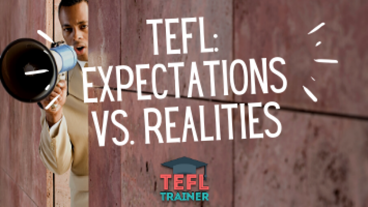 The realities of TEFL