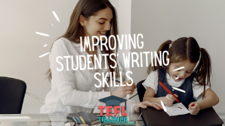 Improving students' writing skills