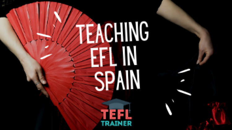 What are certain things that you should be culturally aware of when teaching in Spain?