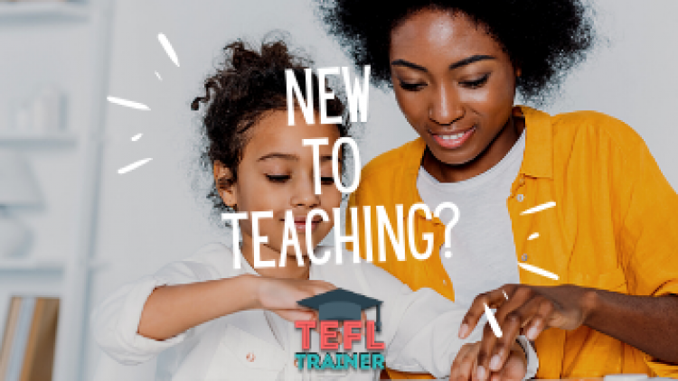 Where should I(a new teacher) start?