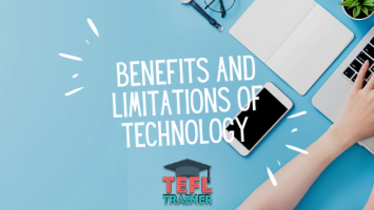 What are the benefits and limitations of technology in the classroom?