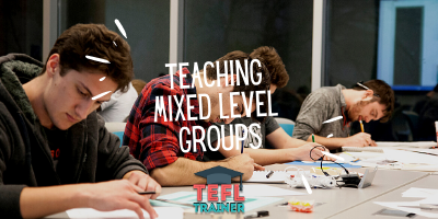teaching mixed level groups _TEFL Trainer blog