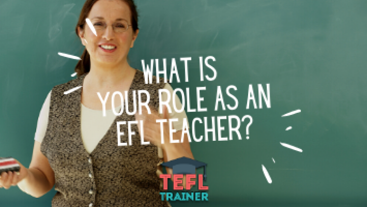 As a teacher, in what role do you see yourself? What do you think this is determined by?