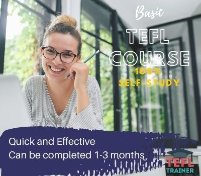 TEFL Trainer Basic Course online