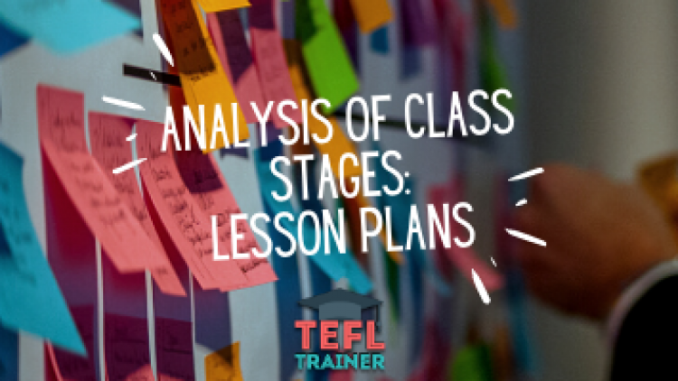 Analysis of Class Stages