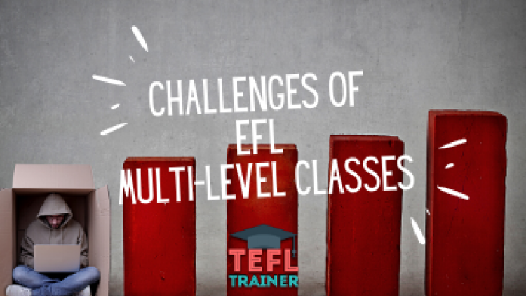 Challenges of EFL multi-level classes